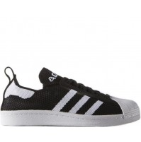 Кроссовки Adidas Superstar 80s Primeknit Black/White