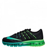 Кроссовки Nike Air Max 2016 Black /Blue/Green