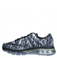 Кроссовки Nike Air Max 2016 Print Racer Black And White