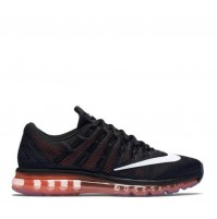 Кроссовки Nike Air Max 2016 Solar Red/Black