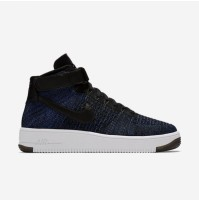 Кроссовки Nike Air Force Ultra Flyknit High Game Royal