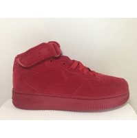 Кроссовки Nike Air Force 1 Mid Gym Red