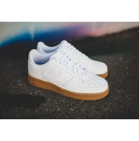 Кроссовки Кроссовки Nike Air Force 1 Low White Gum