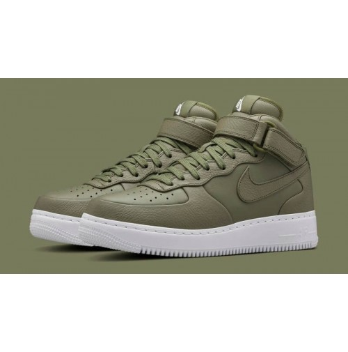 Кроссовки NikeLab Air Force 1 Mid Urban Haze