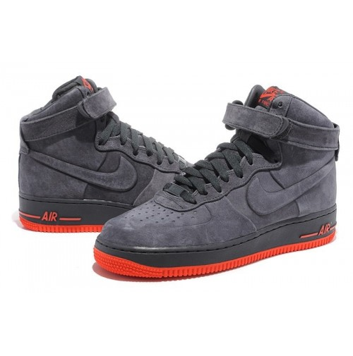 Кроссовки Nike Air Force 1 High VT Premium Grey