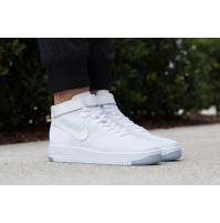 Кроссовки Nike Air Force 1 Ultra Flyknit White