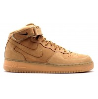 Кроссовки Nike Air Force High Light Brown
