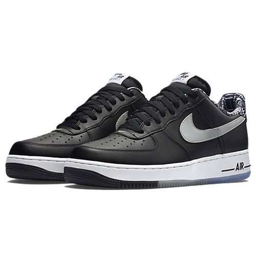 Кроссовки Nike Air Force 1 Low Black/White/Cool Grey