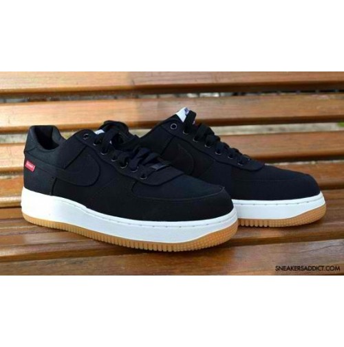 Кроссовки Nike Air Force 1 Low Black/White