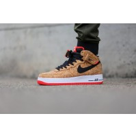 Кроссовки Nike Air Force High Cork