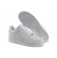 Кроссовки Nike Air Force Low White (белые)