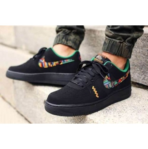 Кроссовки Nike Air Force 1 Low Jungle Gym
