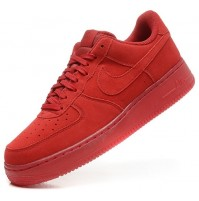 Кроссовки Nike Air Force Low All Red