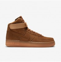 Кроссовки Nike Air Force 1 High Tawny Gum