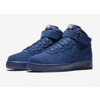 Кроссовки Nike Air Force 1 Mid Binary Blue