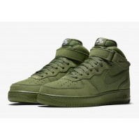 Кроссовки Nike Air Force 1 Mid Legion Green