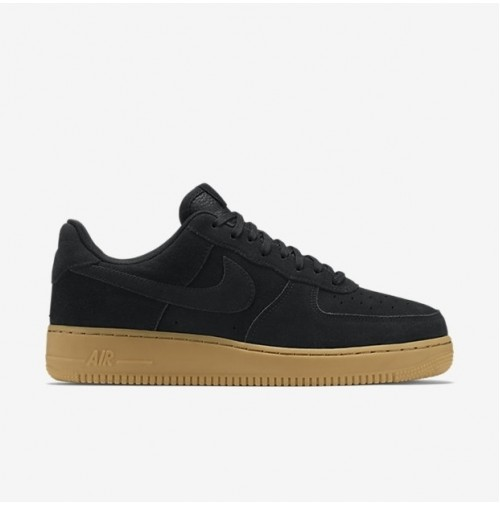 Кроссовки Nike Air Force 1 Low Black/Gum