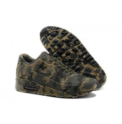 Кроссовки Nike Air Max 90 VT Camouflage Military