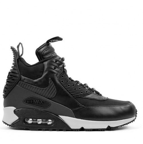 Кроссовки Nike Air Max 90 Winter Sneakerboot Black