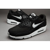 Кроссовки Nike Air Max 90 Essential Black/Metallic/White