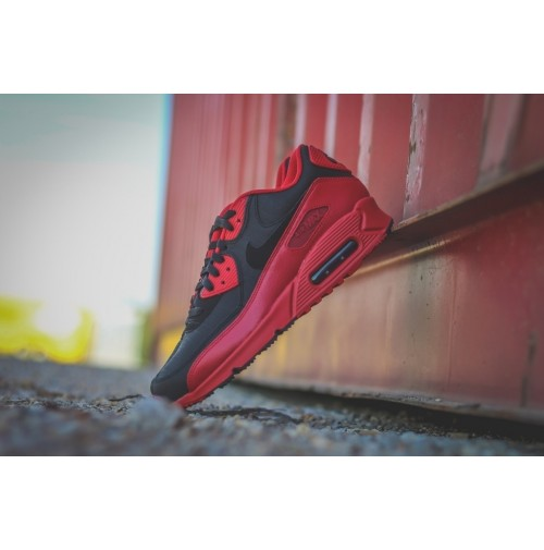 Кроссовки Nike Air Max 90 x PRM Gym Red/Black
