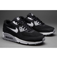 Кроссовки Nike Air Max 90 Black/White/Grey