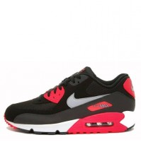 Кроссовки Nike Air Max 90 Black/Infrared