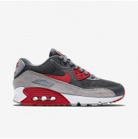 Кроссовки Nike Air Max 90 Grey/Red
