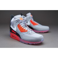 Кроссовки Nike Air Max 90 SneakerBoot Infrared