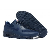 Кроссовки Nike Air Max 90 Hyperfuse Dark Blue