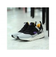 Кроссовки Nike Air Huarache Grey/Yellow