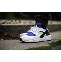 Кроссовки Nike Air Huarache Scream Green
