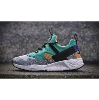 Кроссовки Nike Air Huarache Utility Emerald Green
