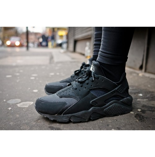 Кроссовки Nike Huarache All Black