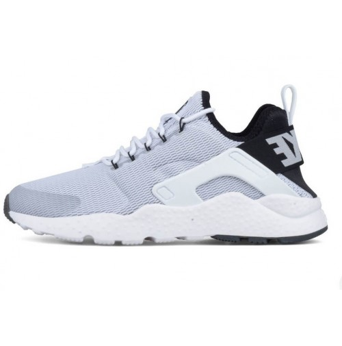 Кроссовки Nike Huarache Ultra White/Black