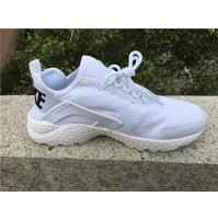 Кроссовки Nike Huarache Ultra All White