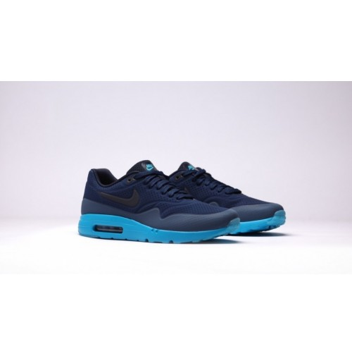 Кроссовки Nike Air Max Ultra Moire Blue (синий)