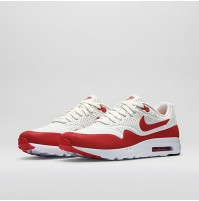 Кроссовки Nike Air Max Ultra Moire White/Red