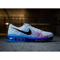 Кроссовки Nike Air Max Flyknit 2014 Wolf Grey (серые)