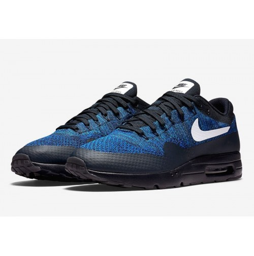 Кроссовки Nike Air Max 87 Ultra Flyknit Blue/Black