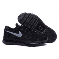 Кроссовки Nike Air Max Flyknit All Black