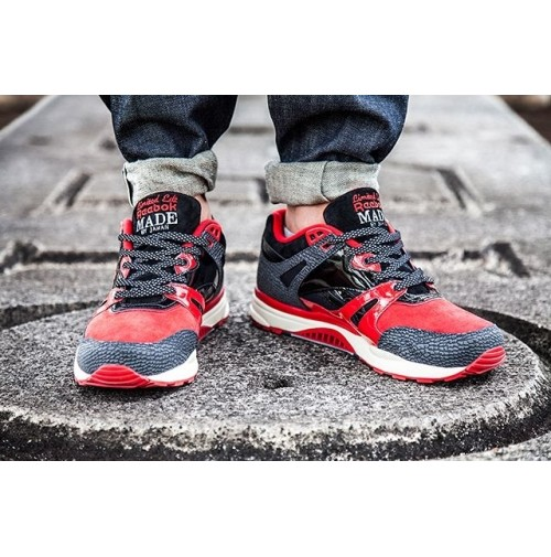 Кроссовки Reebok x Limited Edt Vault Ventilator Red