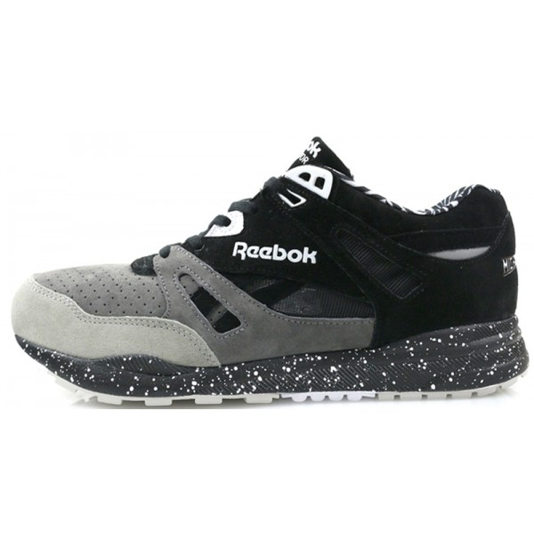 Кроссовки Reebok X Mighty Healthy Ventilator Affiliates Black Carbon Grey