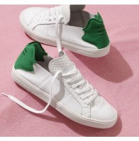Кроссовки Аdidas Consortium x Pharell Willams Pink Beach With Green