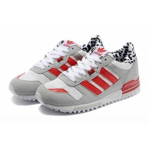 Кроссовки Adidas ZX700 Grey/Red/White