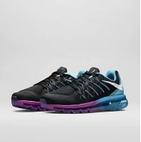 Кроссовки Nike Air Max 2015 Black/Blue