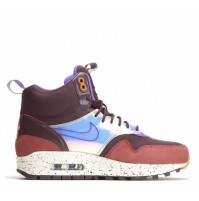 Кроссовки Nike Air Max 87 Mid Waterproof Bordo City