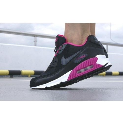 Кроссовки Nike Air Max 90 GS Black