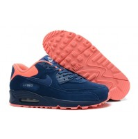 Кроссовки Nike Air Max 90 Blue/Pink