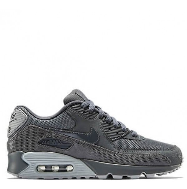 Кроссовки Nike Air Max 90 Premium Dark Grey/Wolf Grey